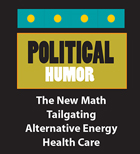 Political Humor button